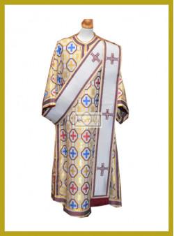Διακονικές Στολές (Υφαντές Άγιος Νεκτάριος)